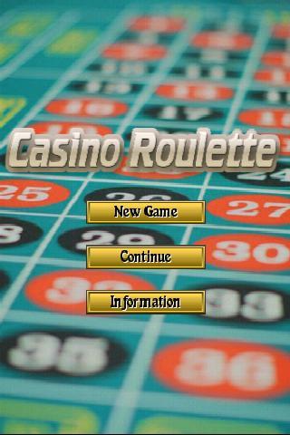Casino Roulette screenshot 1