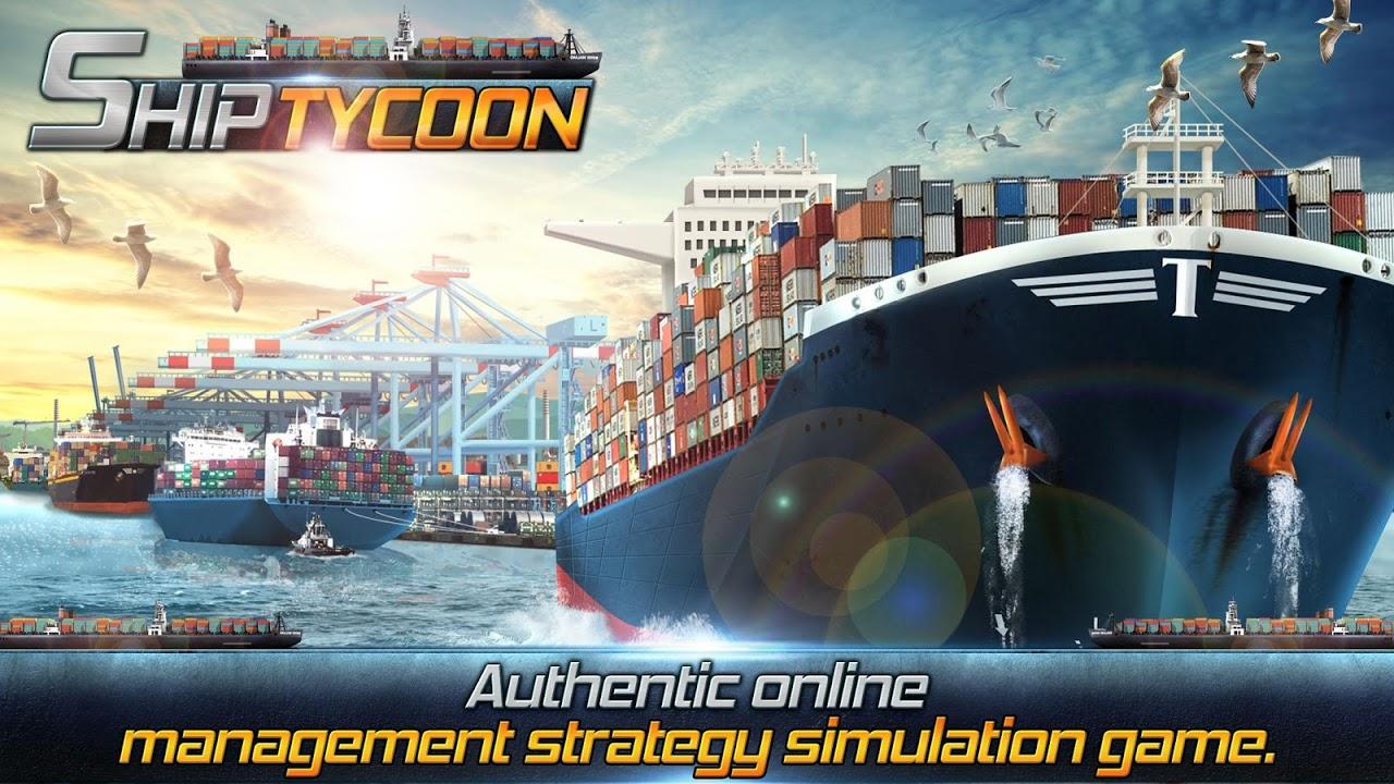 Ship Tycoon screenshot 1