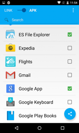 MyAppSharer 2 3 2 Download APK for Android - Aptoide