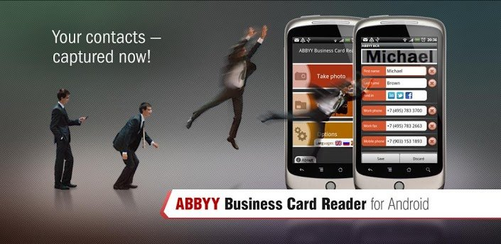Business card reader free 47638 download apk for android aptoide reheart Gallery