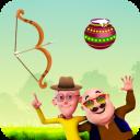 Motu Patlu Archery Competition - New Cartoon Games