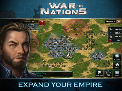 War of Nations: PvP Domination screenshot 8