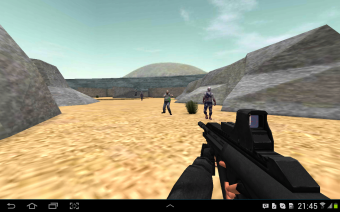 Critical Strike Portable Screenshot