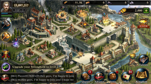 King of Avalon: Dragon Warfare screenshot 4