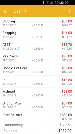 checkbook account tracker 1 4 download apk for android aptoide