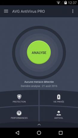 AVG Antivirus PRO pour Android 6 16 4 Télécharger l'APK pour