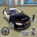 Police Car Parking Adventure 3D