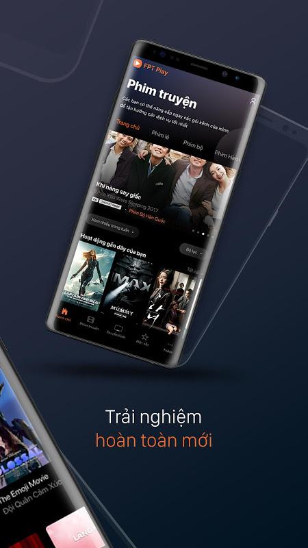 FPT Play - TV Online screenshot 2