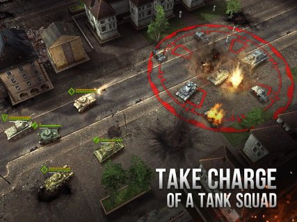 Armor Age: Tank Wars — WW2 Platoon Battle Tactics screenshot 3