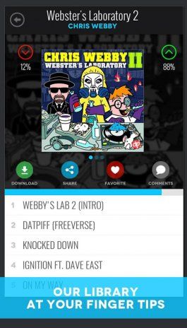 DatPiff - Mixtapes & Music 4 7 8 Download APK for Android - Aptoide