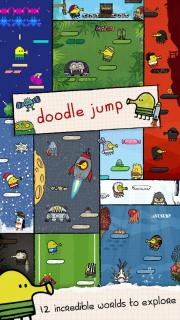 Doodle Jump screenshot 2