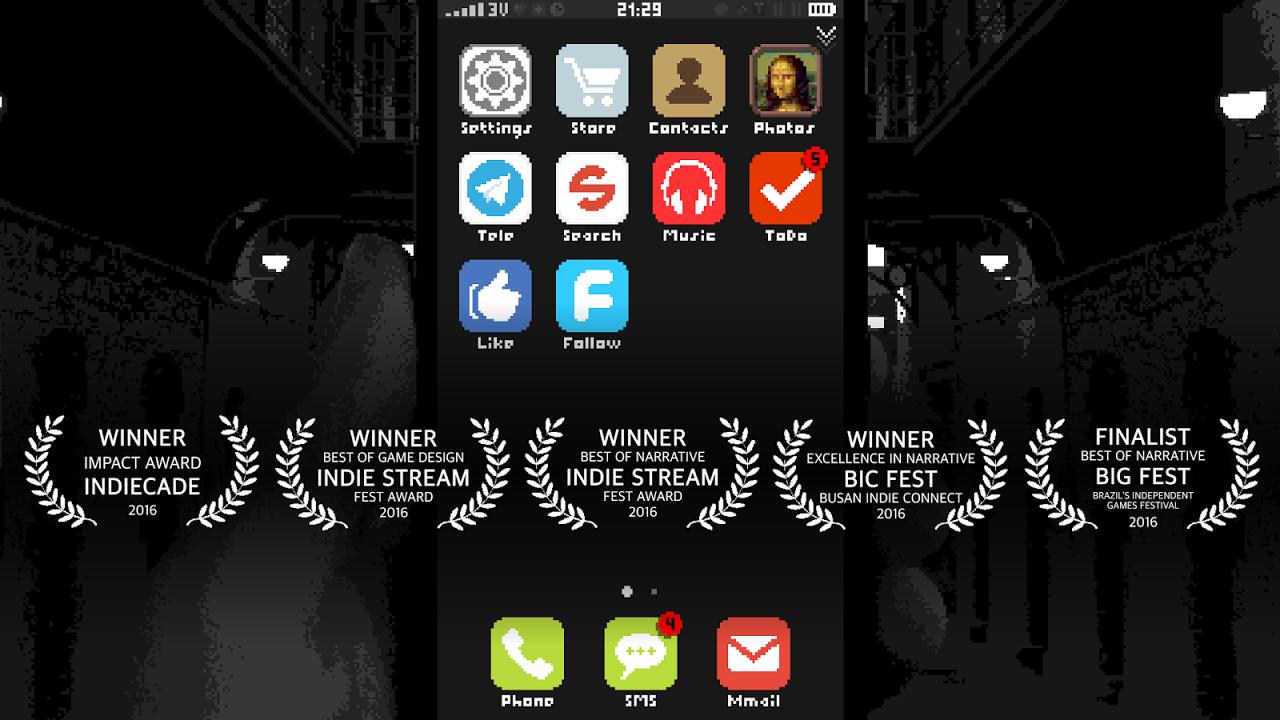 Replica screenshot 1
