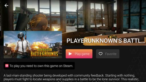 Vortex Cloud Gaming screenshot 2