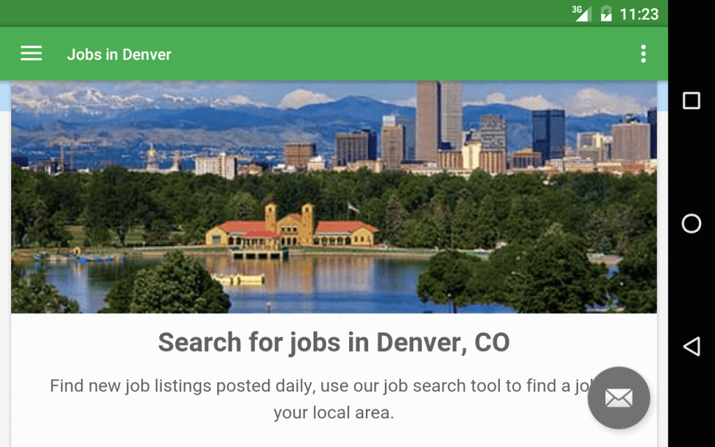 In Denver Co Teen Job 95