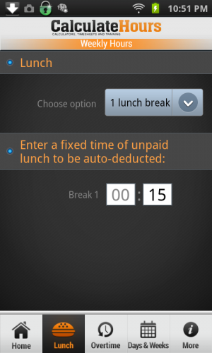 Time Card Calculator Timeclock 1 1 Download Android Apk Aptoide