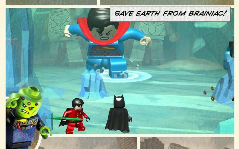 LEGO ® Batman: Beyond Gotham screenshot 10