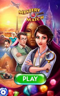 Mystery Match – Puzzle Adventure Match 3 screenshot 11