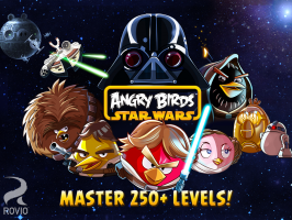 Angry Birds Star Wars Screen