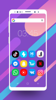 UX S9 - Icon Pack screenshot 2