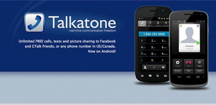 تحميل APK لأندرويد - آبتويد Talkatone: Free Texts, Calls & Phone