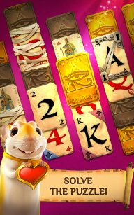 Pyramid Solitaire Saga screenshot 14