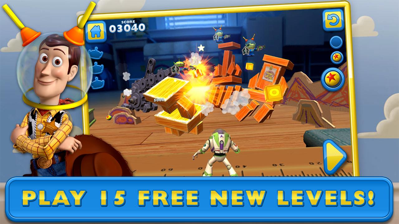 Toy Story: Smash It! FREE screenshot 1