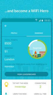 Instabridge - Free WiFi screenshot 8