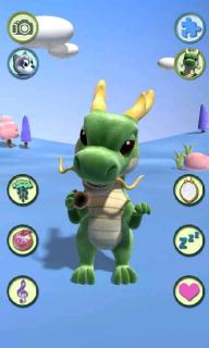 Talking Dragon screenshot 1