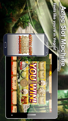 Aztec treasures slot machine