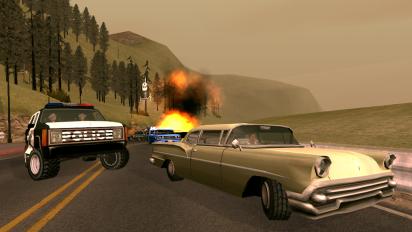 grand theft auto san andreas screenshot 8