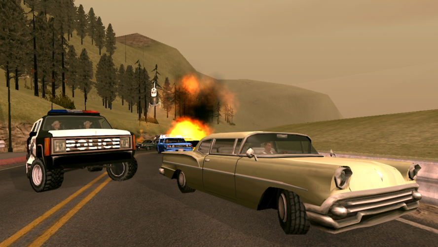 Grand Theft Auto San Andreas screenshot 24