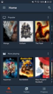Moviebase - TV Show & Movie Tracker. TMDb. Trakt. screenshot 2