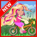 Barbie Fun Bike Ride