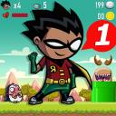 Robine - Boy Teen Superhero Game Adventure Run