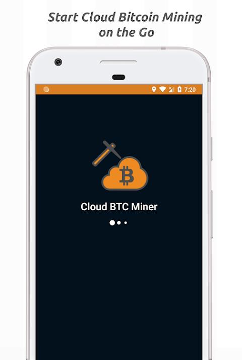 Bitcoin Cloud Miner - Get Free BTC screenshot 1
