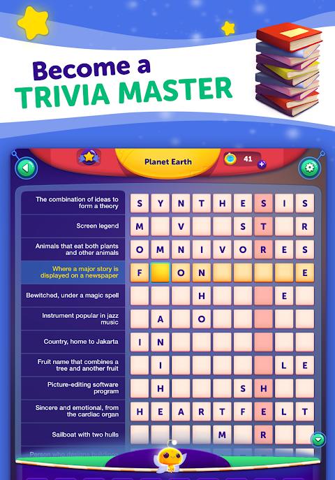 CodyCross: Crossword Puzzles screenshot 2