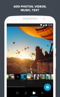 Quik – Free Video Editor for photos, clips, music Screen