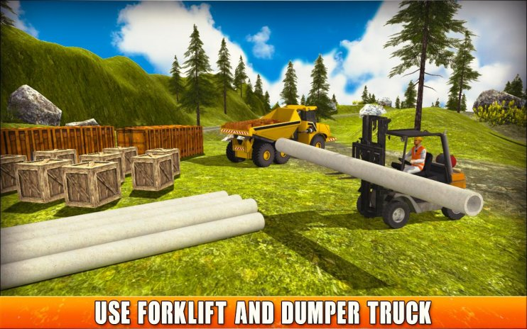 Construction Simulator Pro 1 3 Download APK for Android