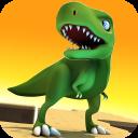 Jurassic Dinosaur: Real Kingdom Race Free
