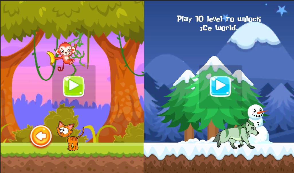 Adventure of Jungle Mario screenshot 2