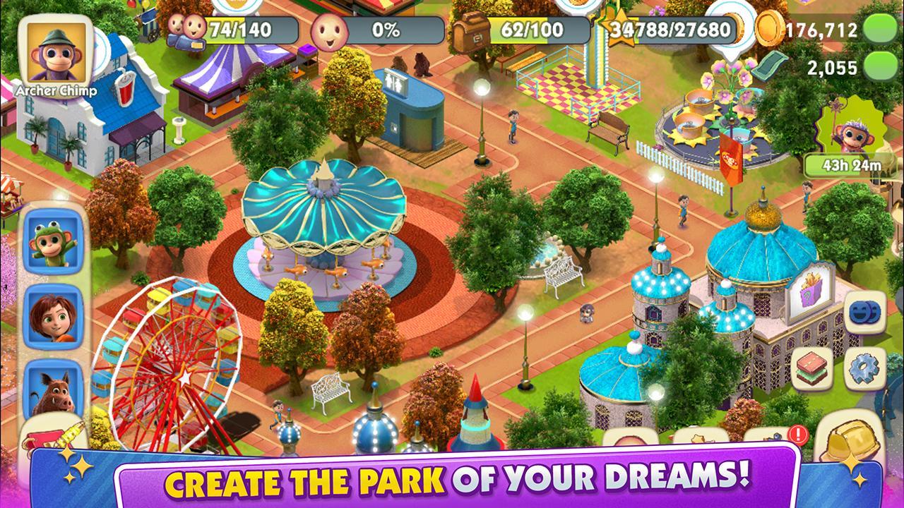Wonder Park Magic Rides screenshot 1