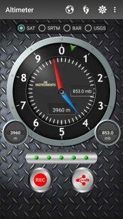 Altimeter screenshot 9