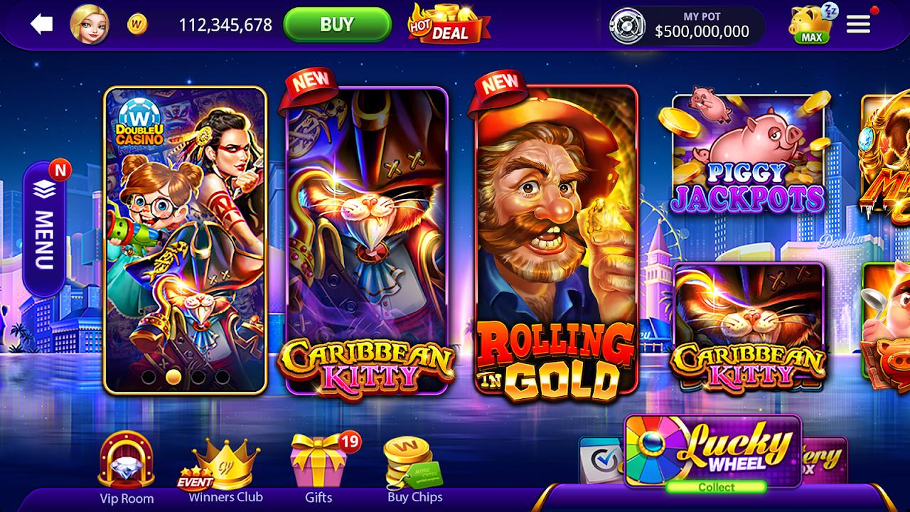Doubleu Casino Free Slots 6 30 0 Download Android Apk Aptoide