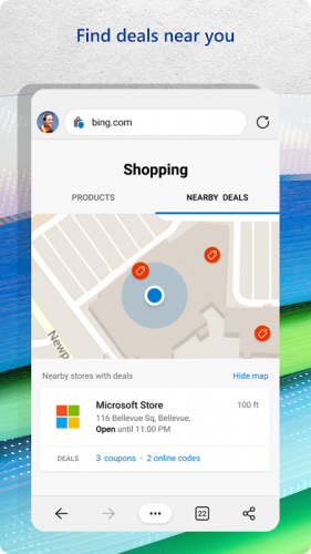 Microsoft Edge: Web Browser screenshot 3