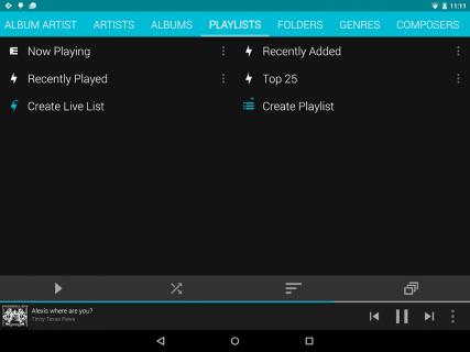 Rocket Player : Music Player screenshot 18