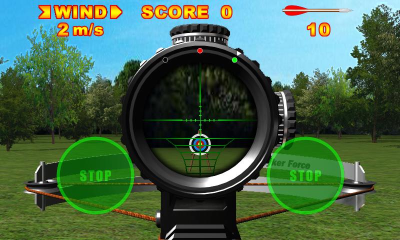 Crossbow Shooting deluxe screenshot 9