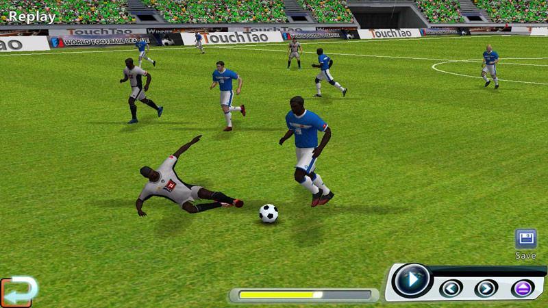 World Football League screenshot 2