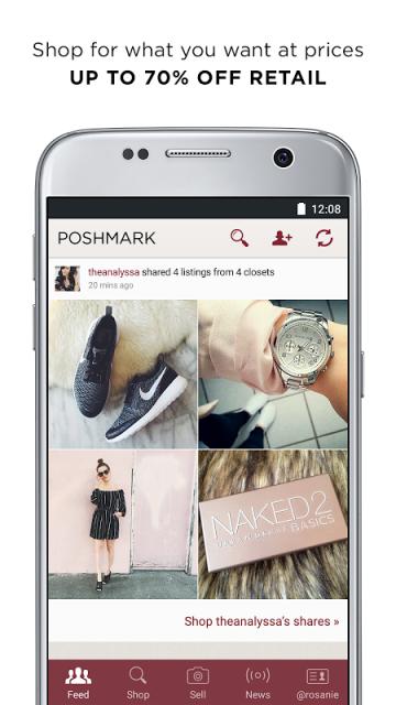 poshmark download apk for android aptoide. Black Bedroom Furniture Sets. Home Design Ideas