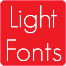 Light fonts for FlipFont 1 3 Download APK for Android - Aptoide