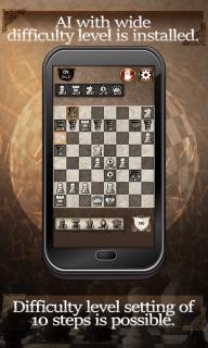 Classic chess screenshot 3